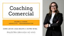 Palestra ao Vivo – Coaching Comercial