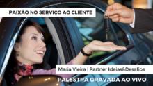 Palestra ao Vivo – Paixão no Serviço ao Cliente