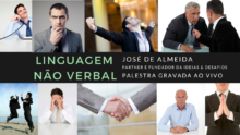 Palestra ao Vivo – Linguagem Não Verbal, na Venda, Negociação e Liderança