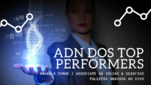 Palestra ao Vivo – ADN dos Top Performers